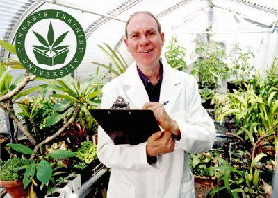 Cannabis Training University welcomes Ed Rosenthal.
