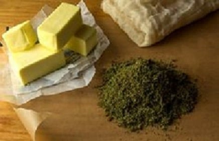 Steps To Making Cannabis Butter