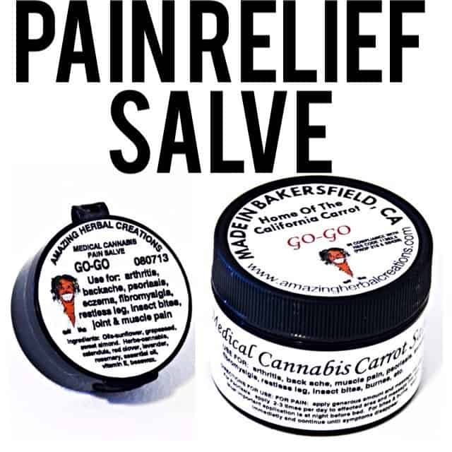 How To Make Topical Cannabis Salve