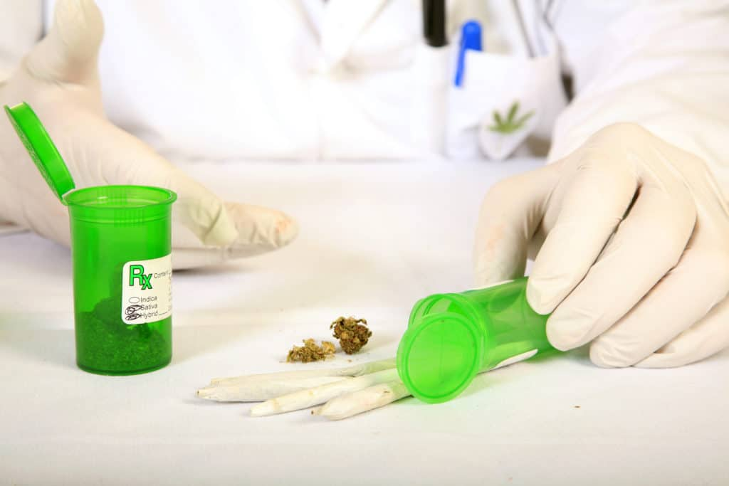 Physician's Right To Recommend Marijuana