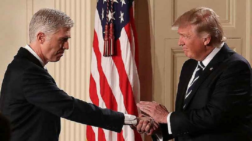 Medical Cannabis and Neil Gorsuch's Views