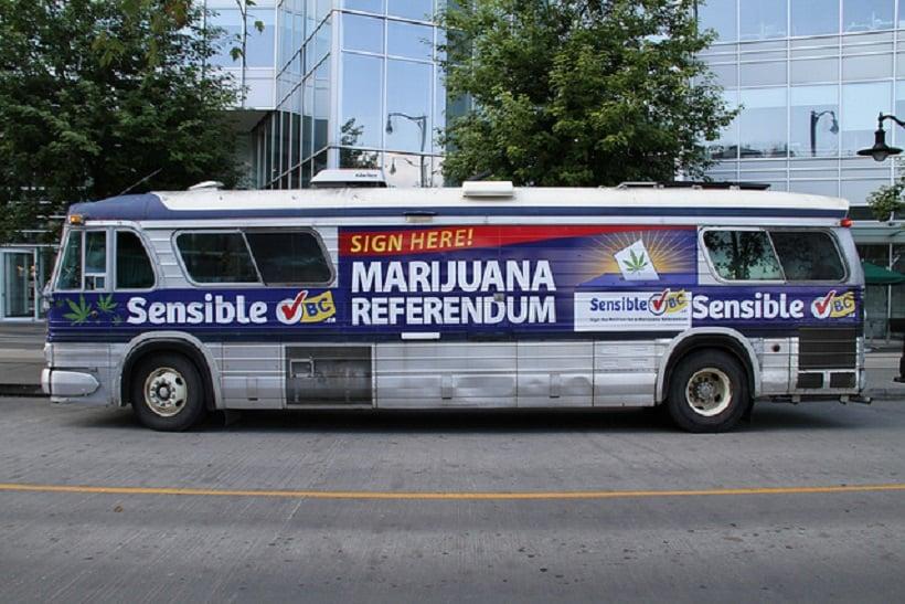 States That Recently Voted For Marijuana Decriminalization