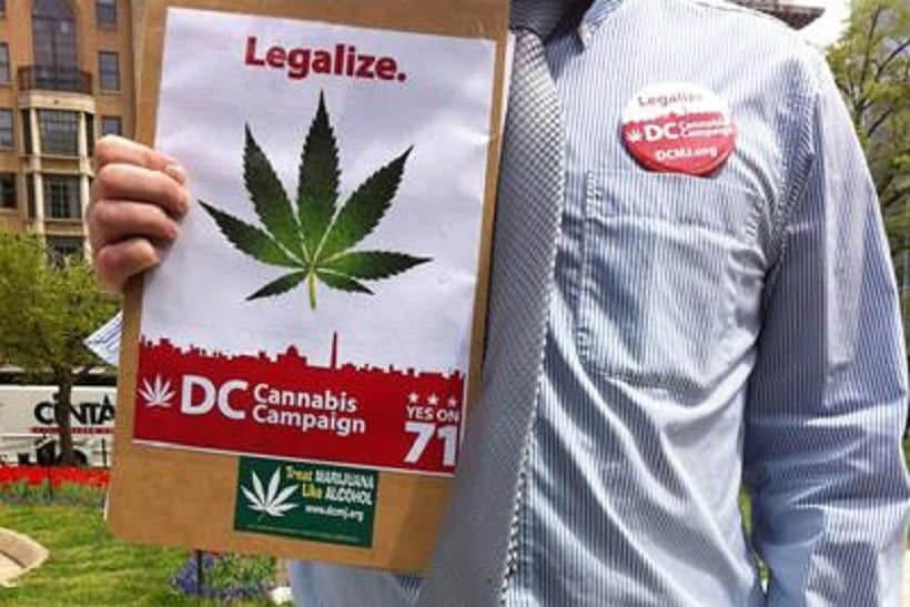 Legal Marijuana Under New White House Administration