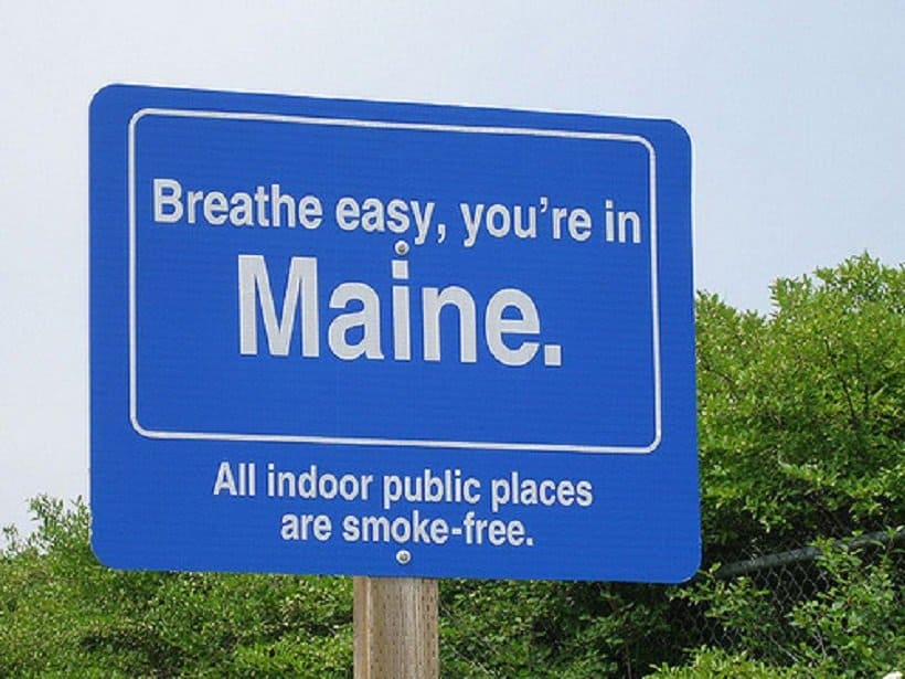 Marijuana Legalization in Maine