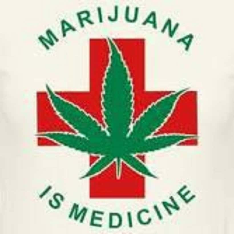 Medical Cannabis Protections. Marijuana is medicine with a Red Cross.