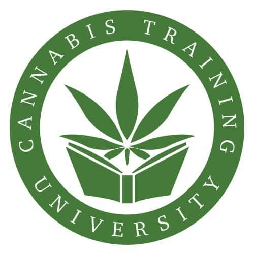 The Top Marijuana Training School. CTU sign.