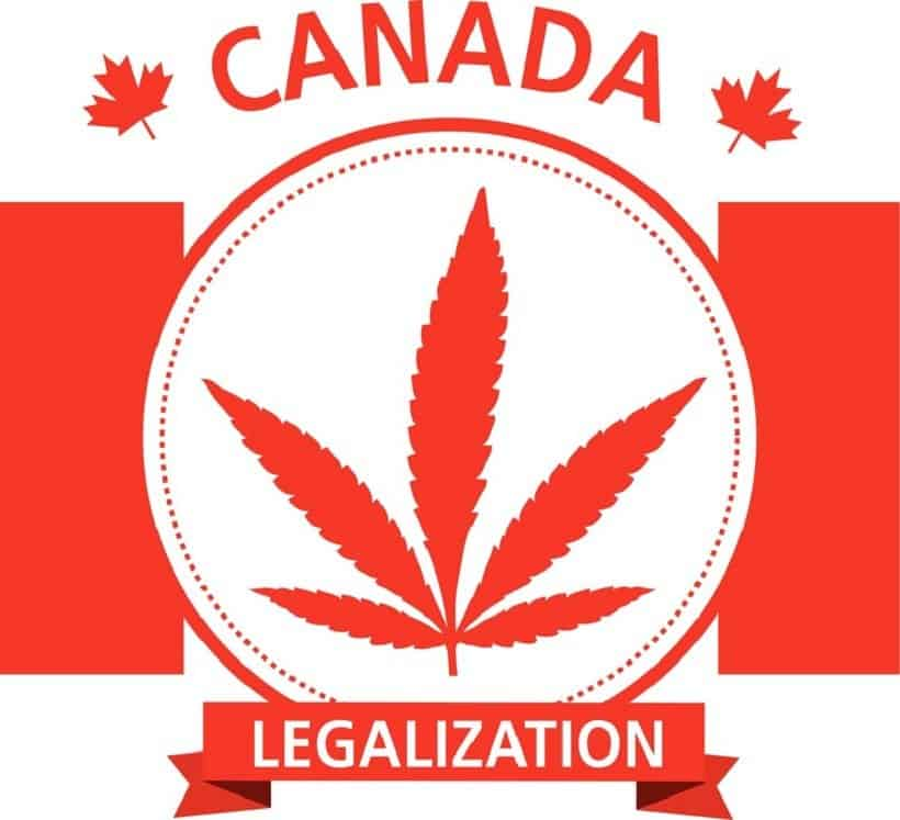 Canadian Recreational Cannabis Legalization