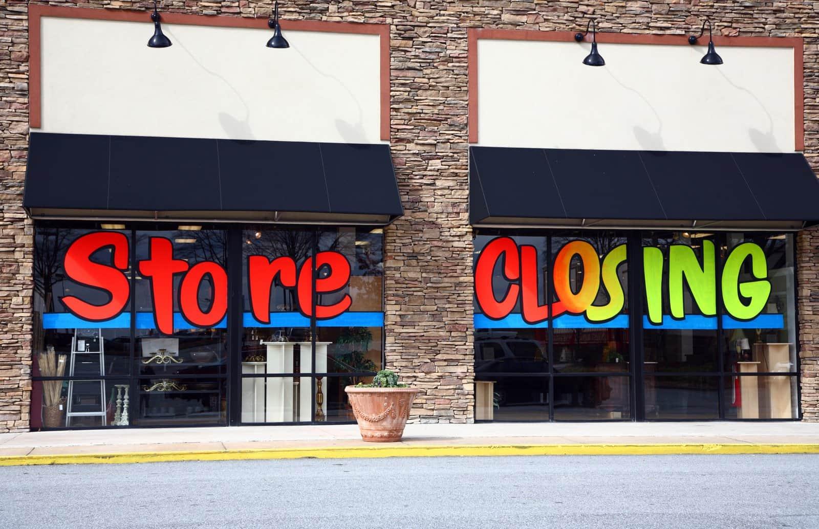 Marijuana dispensary closings due to crime rates