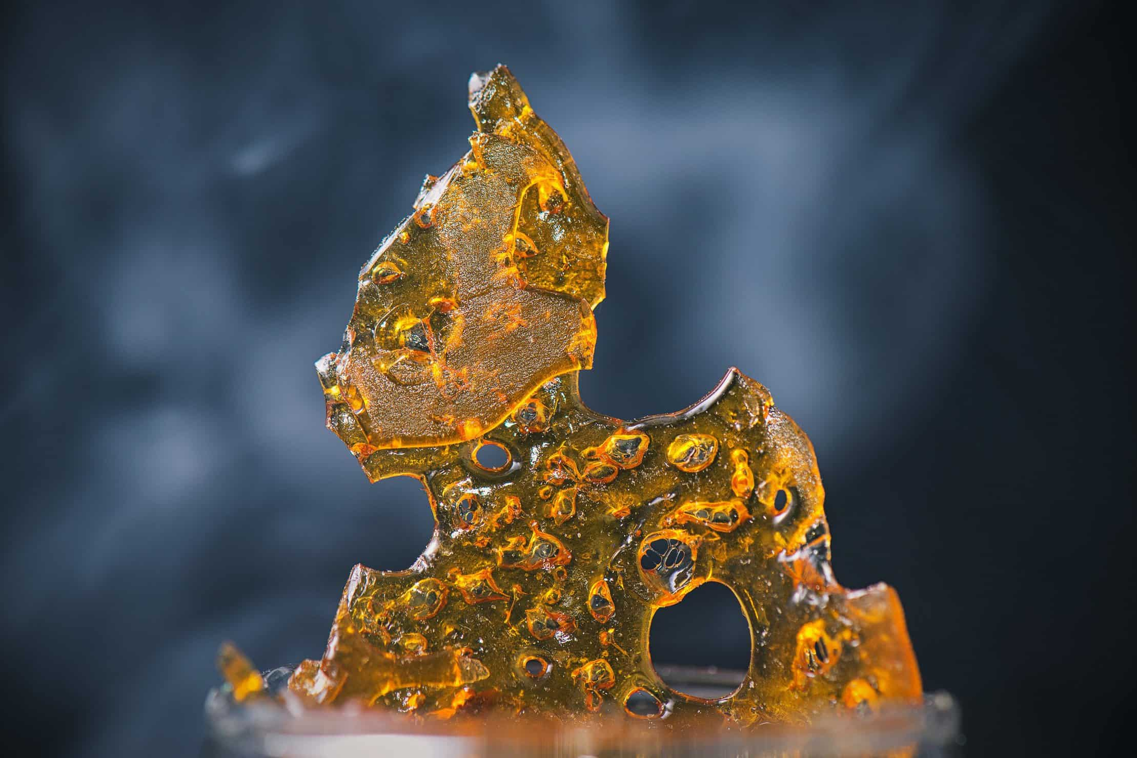 Shatter, Wax, and Rosin: Know Your Marijuana Concentrates