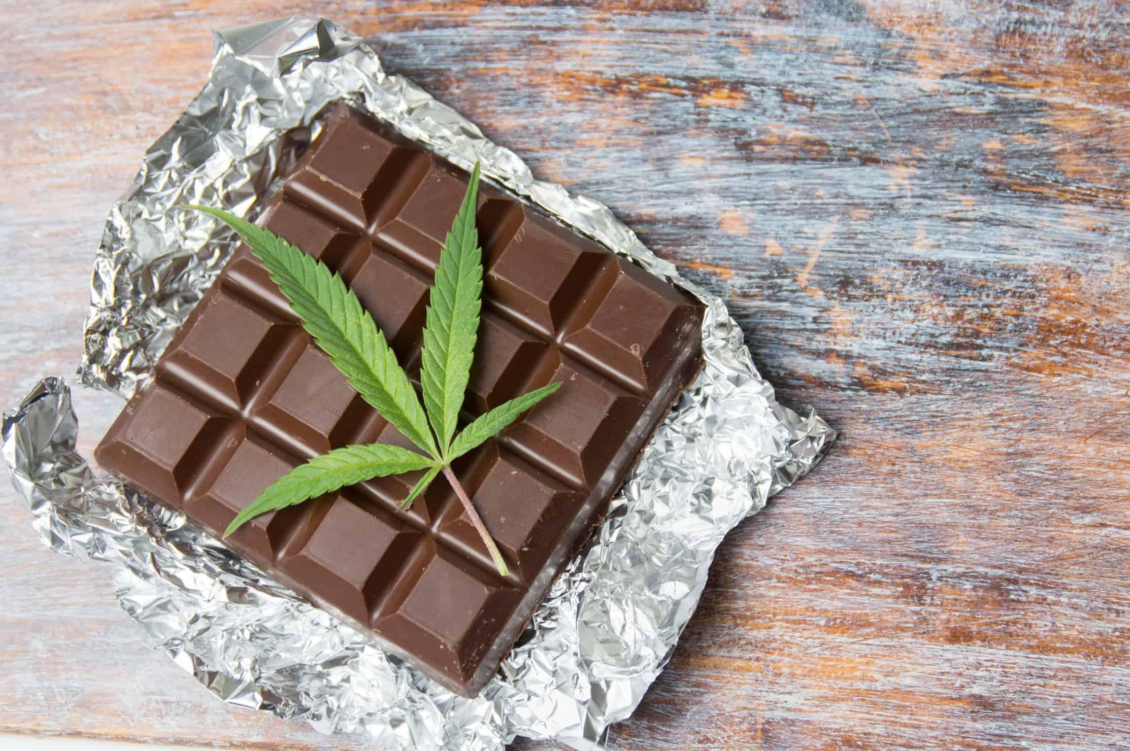 Controlling potency of marijuana edibles