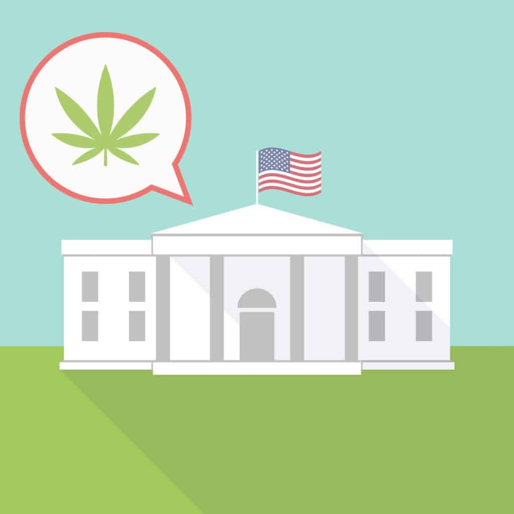 Is This Secret Trump Committee Planning To Undermine Legal Cannabis?