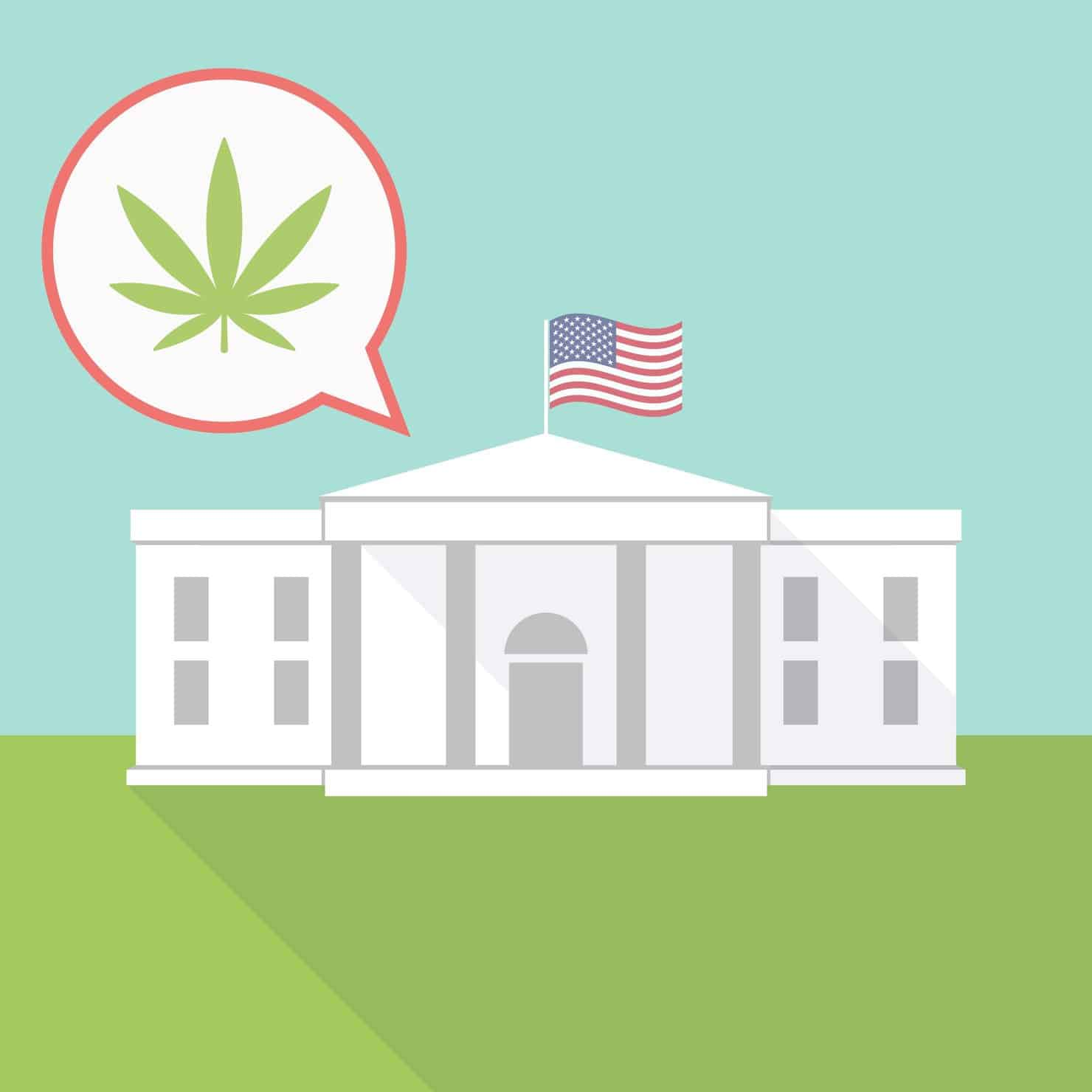 Is This Secret Trump Committee Planning To Undermine Legal Cannabis? White house