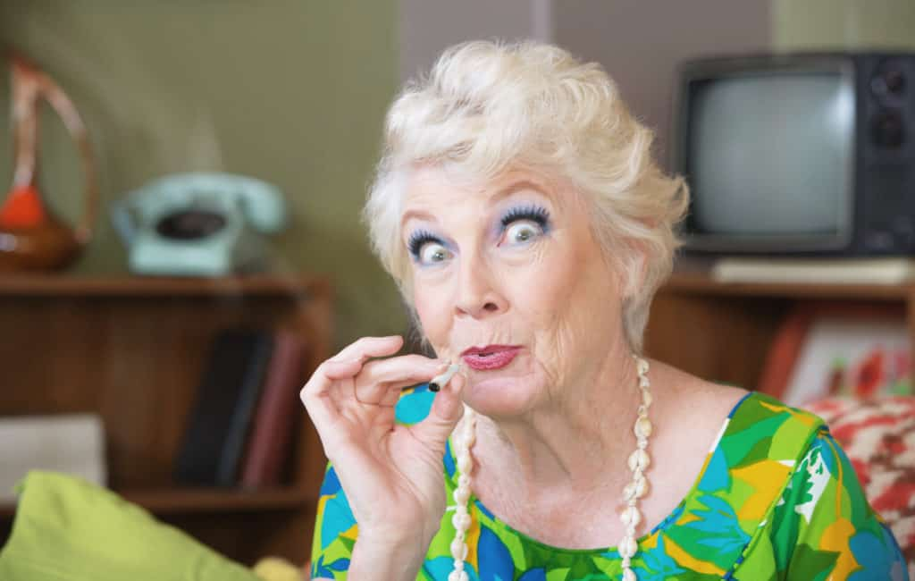 How Aging Adults Benefit From Cannabis Consumption
