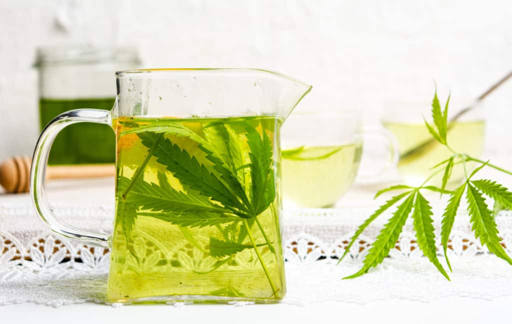 How Cannabis & Other Healthy Herbs May Help With Weight Loss