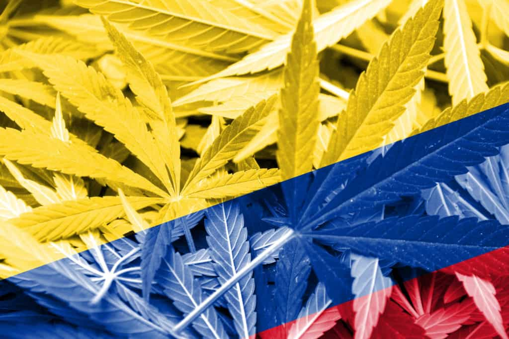 Cannabis from Colombia Headed To Canada