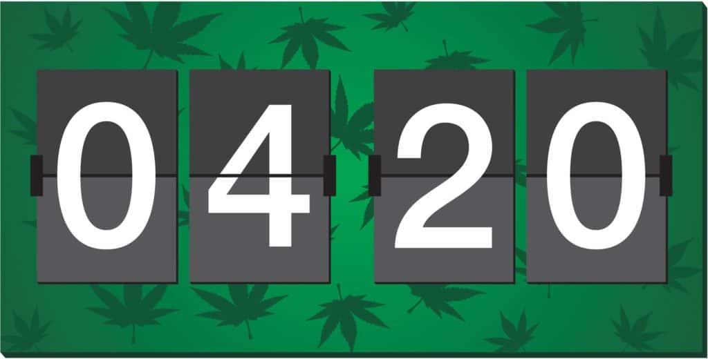 420 Marketing Campaigns Go Mainstream. 4 20 sign.