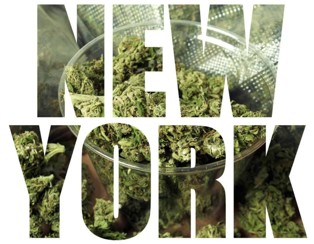 Momentum Gaining For New York Cannabis Legalization