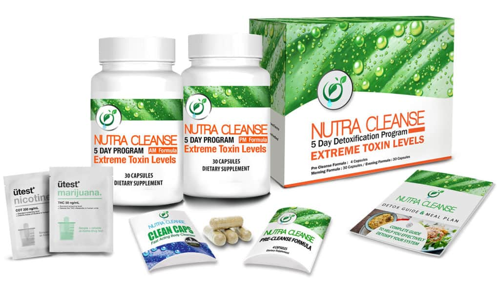 Nutra Cleanse 5 day detox
