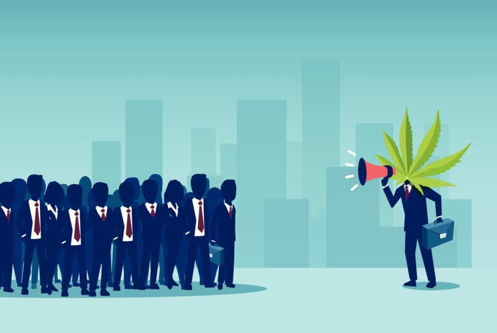 How to Land A Job As A Marijuana Lobbyist