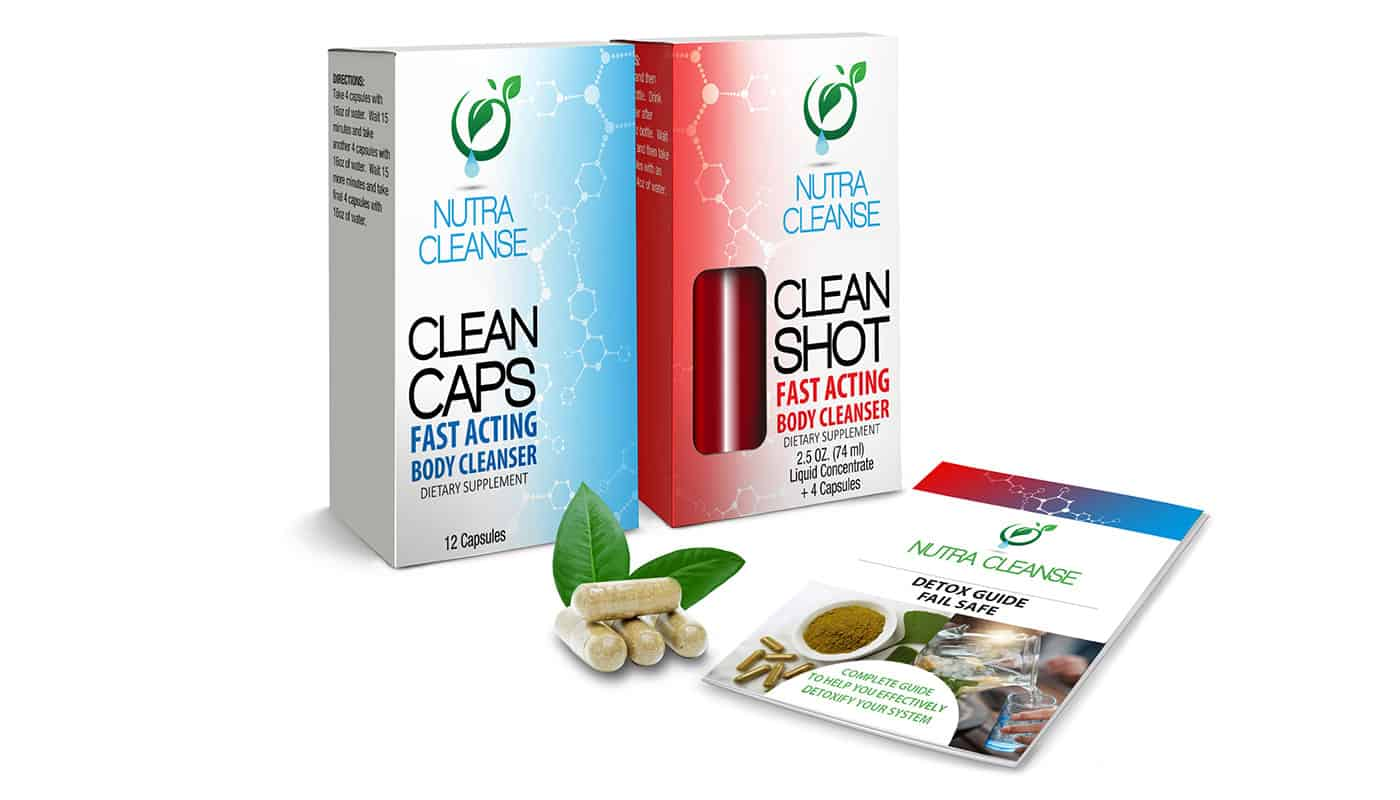 Nutra Cleanse fail saf kit coupon