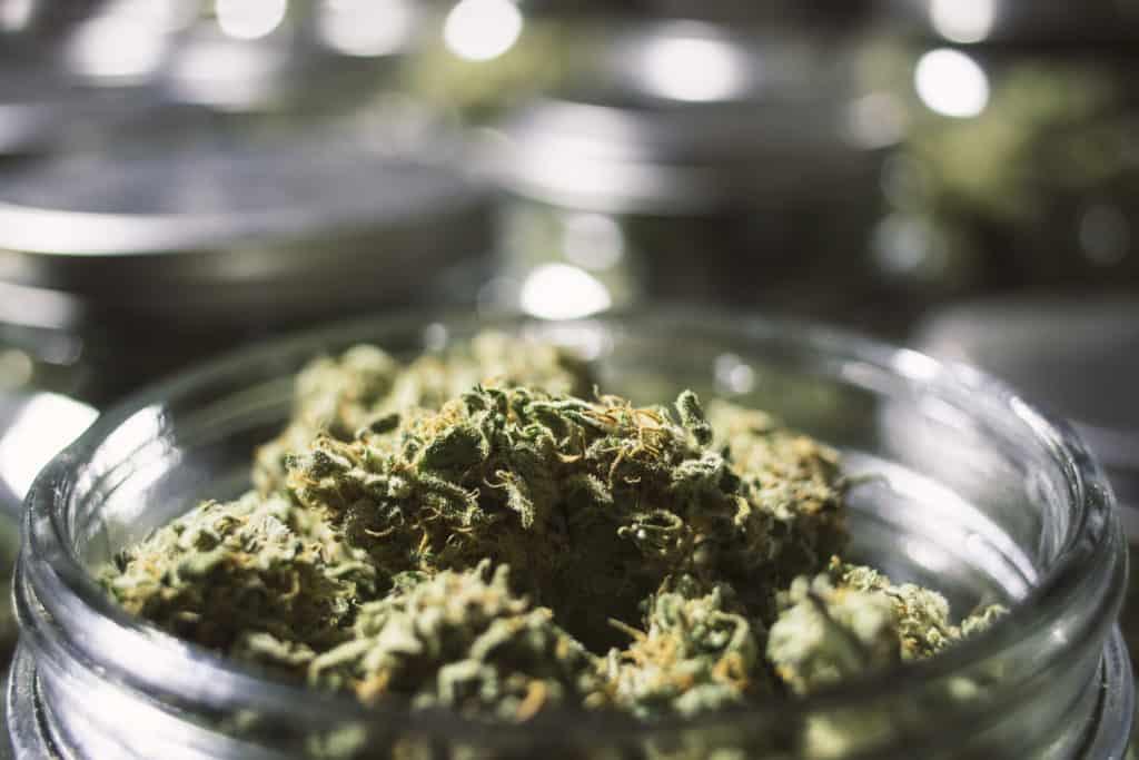 Medical Marijuana Jars for Cannabis Preservation