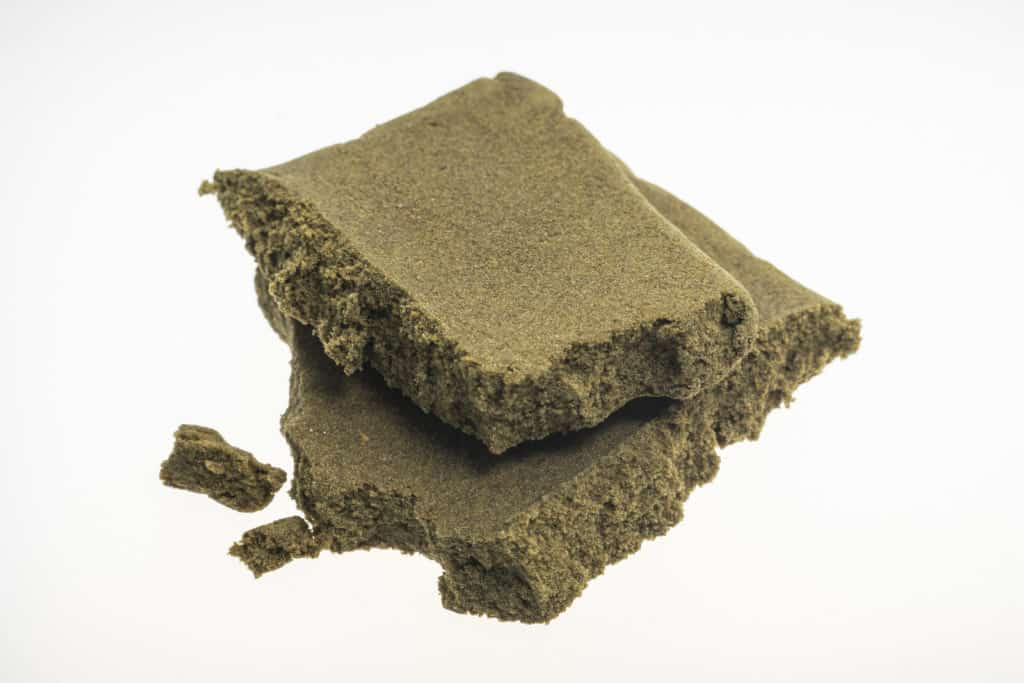 How to make hash at your house. Green hash.