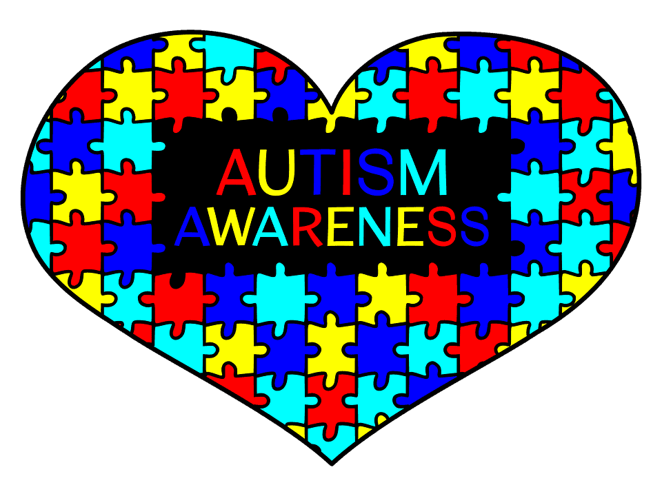 Which are the best marijuana strains for Autism? Heart with Autism Awareness.