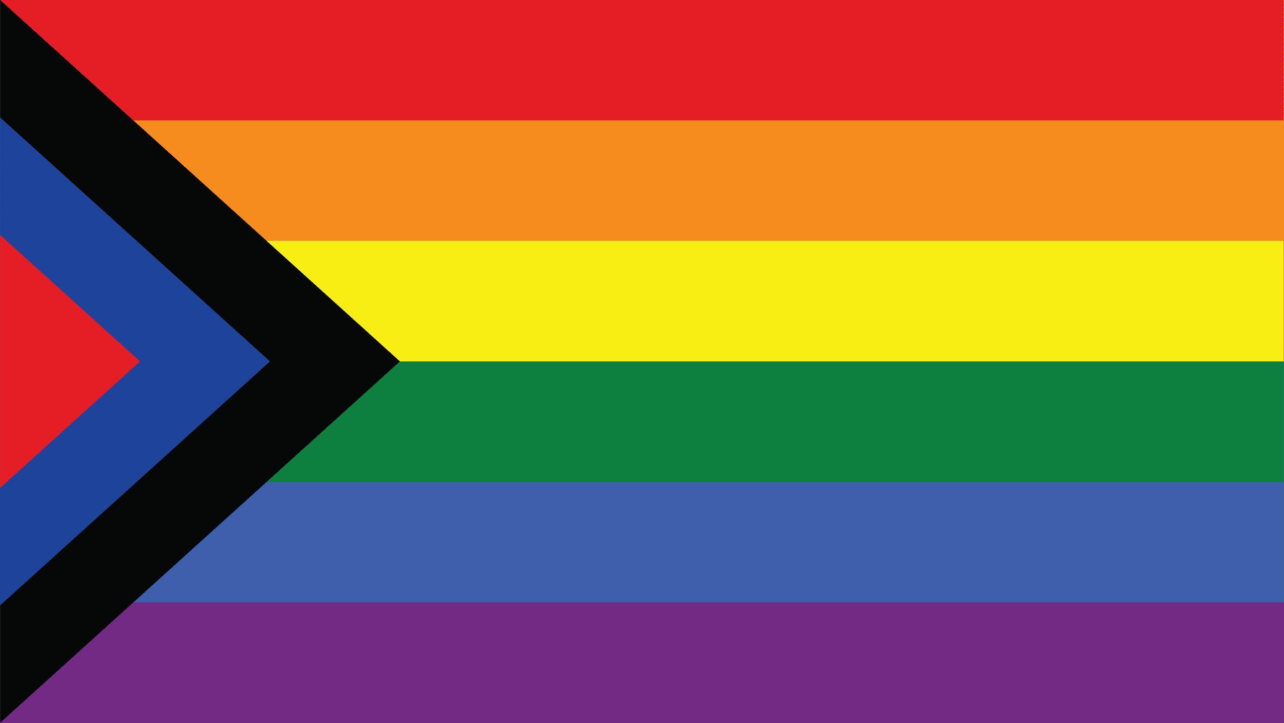Cannabis Legalization & Social Justice. Striped flag.