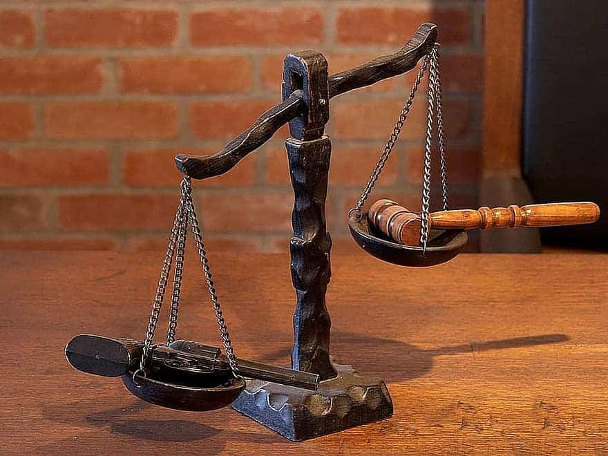 How To Prioritize Social Justice & Equity in the California Cannabis Industry. Justice scale.