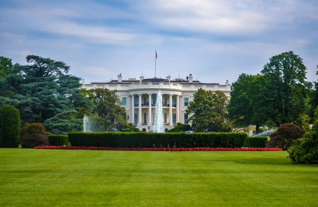 Who's the Best Choice for the Marijuana Industry? White House.