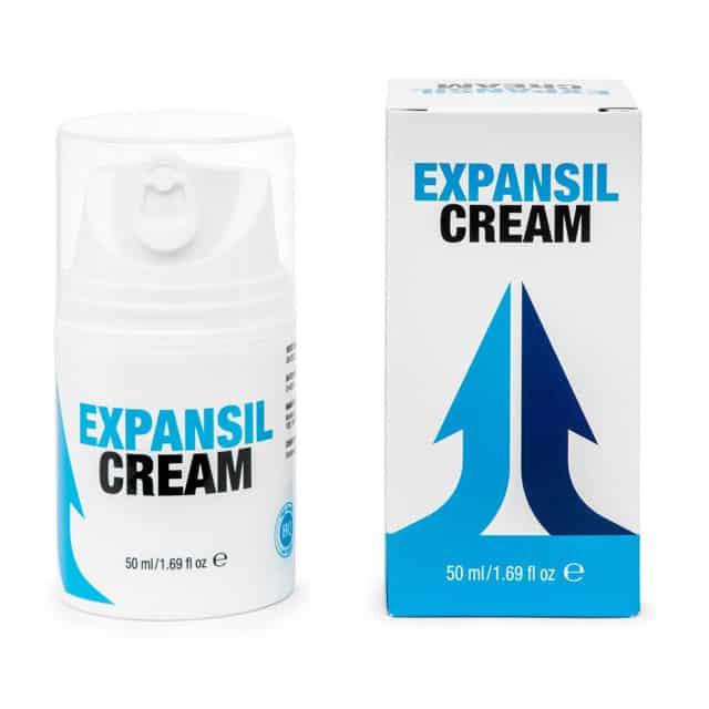 Expansil cream for male enhancement