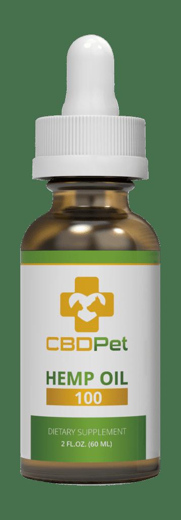 CBDPure Pet 100
