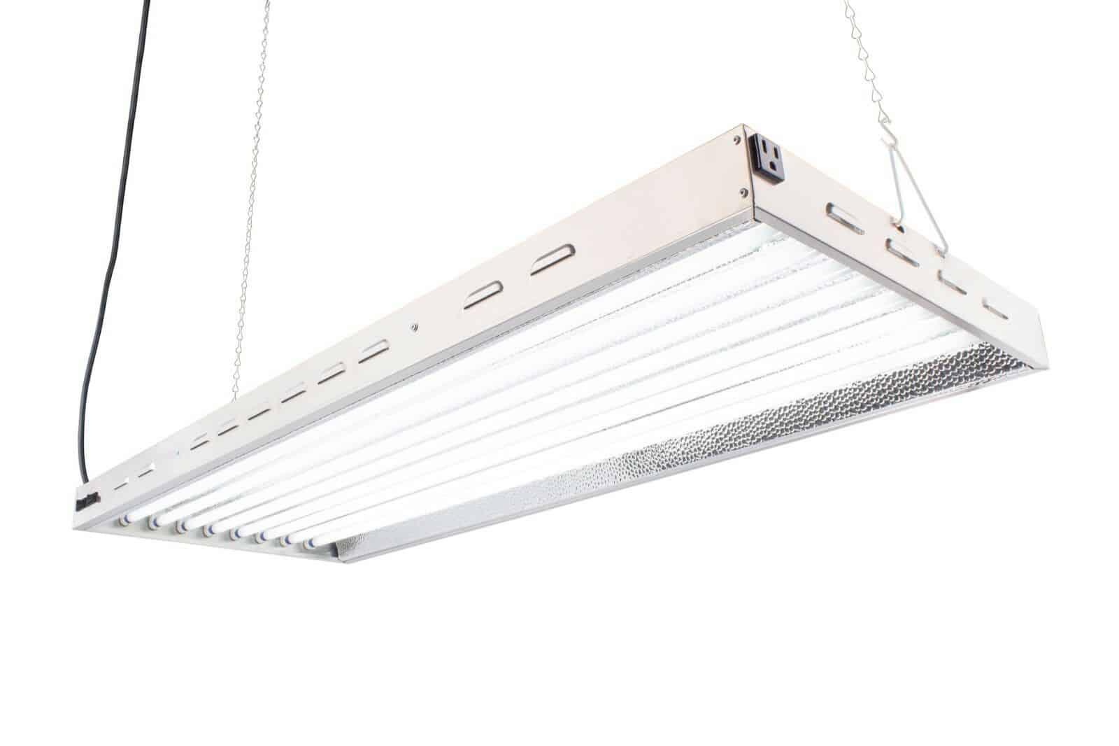 T5 HO Grow Light - 4 FT 8 Lamps - DL8048
