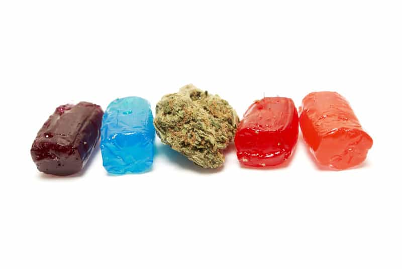 weed buds, candy, weed candy recipe