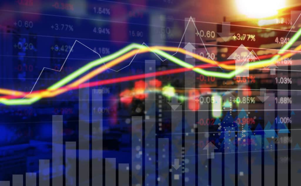 stocks graph, cannabis stocks for April 2021