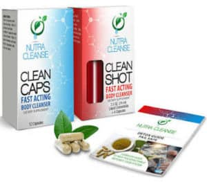 nutra cleanse clean shot