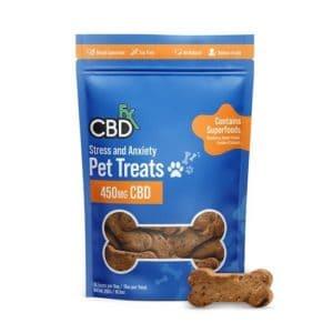 pet relief cbd cbdfx treats