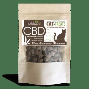 pet relief cbd holistapet cat treats