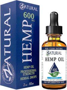 zaturals hemp oil