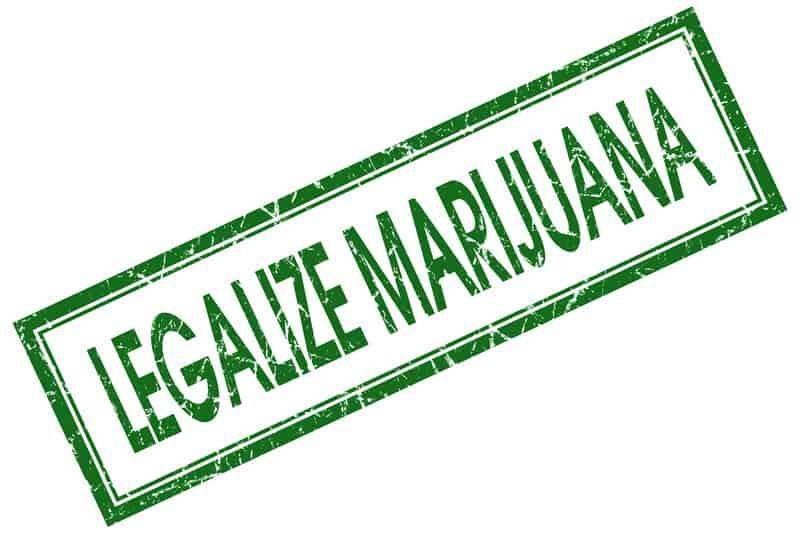 legalize marijuana typed in green on isolated white, will Biden legalize marijauna