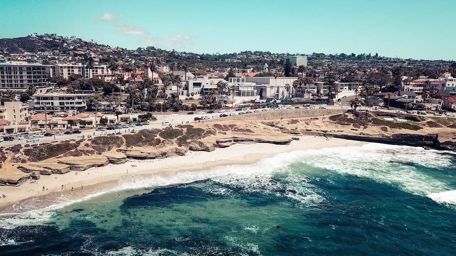 ocean and beach, cannabis jobs San Diego